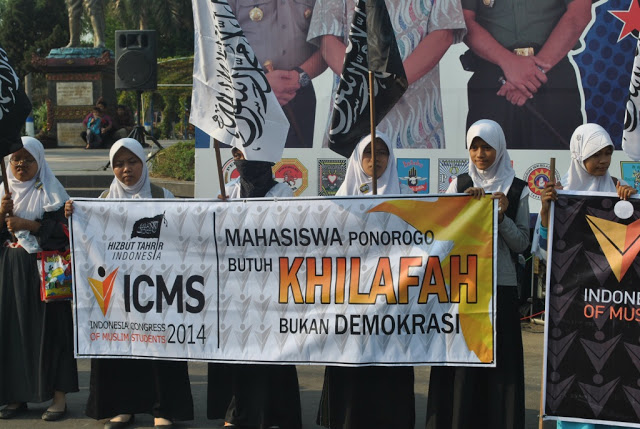 Kisahku Terpapar Faham Khilafah dan Anti Demokrasi Lewat Kajian Eksklusif