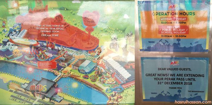 Pengumuman Tempoh Extended Kad MAPS Pass Perak
