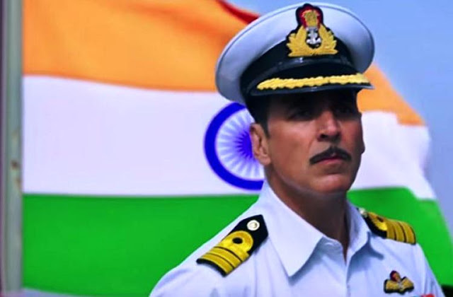 Akshay Kumar as Commander Rustom Pavri
