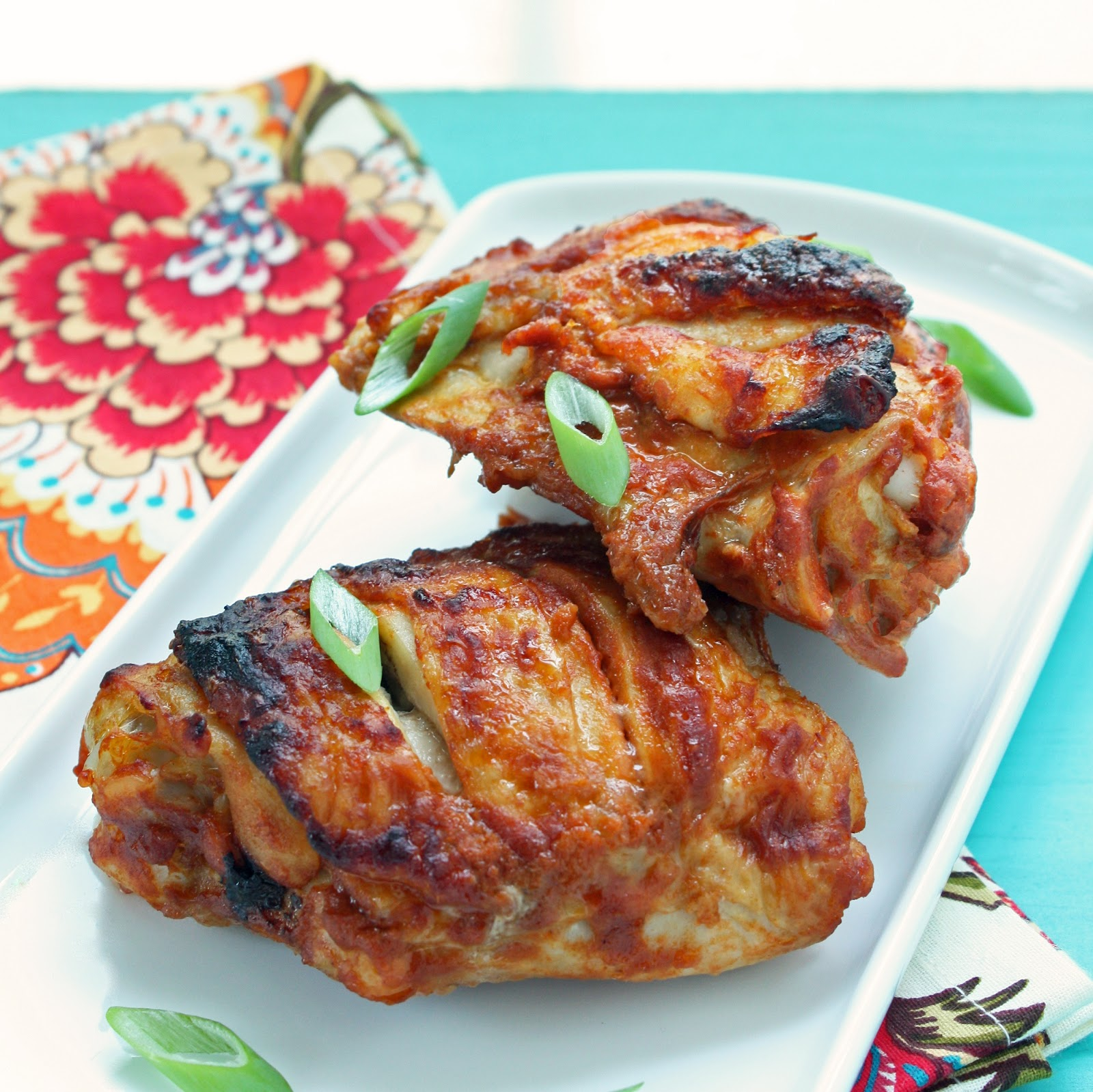 Tandoori Style Chicken Thighs Low Carb And Gluten Free I Breathe
