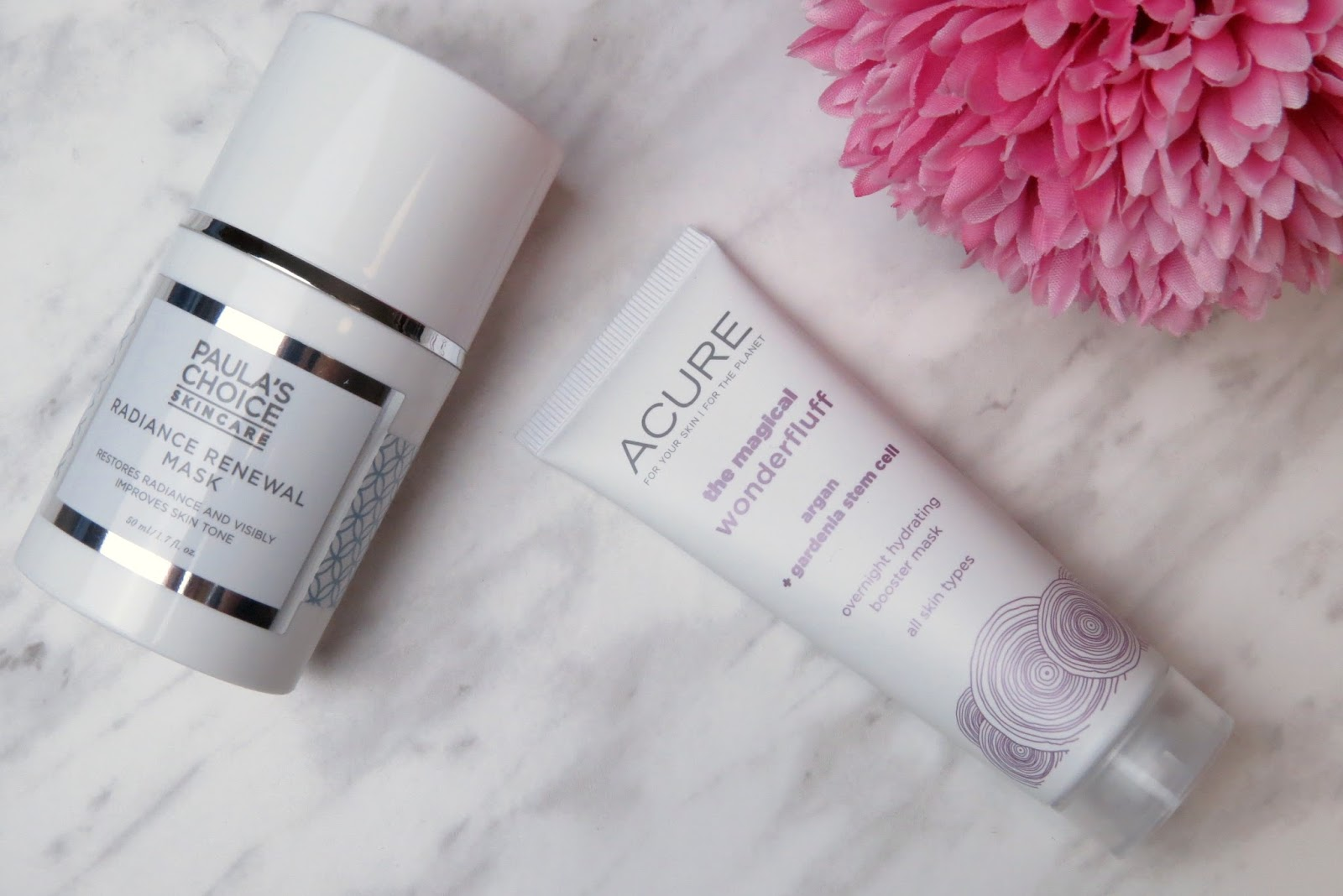 New In: Paula's Choice and Acure Overnight Skincare*