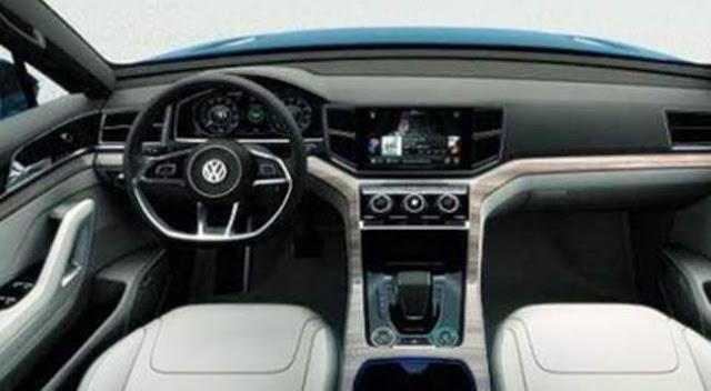2018 Volkswagen CC Redesign