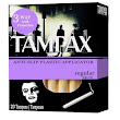 """The Exorcist"" Tampax Tampons by Newt Clements"