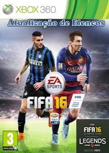 FIFA 16 Atualização de Elencos 16/10/15 (XBOX360)