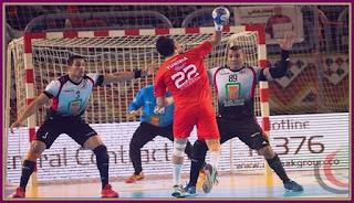 منتخب مصر يسحق تونس فى كأس العالم لكرة اليد