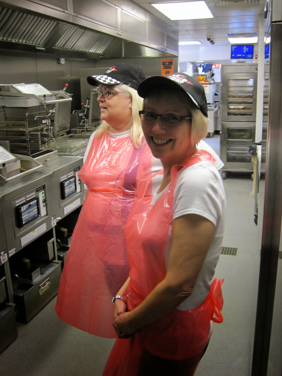 Behind the Scenes at KFC with The BBC