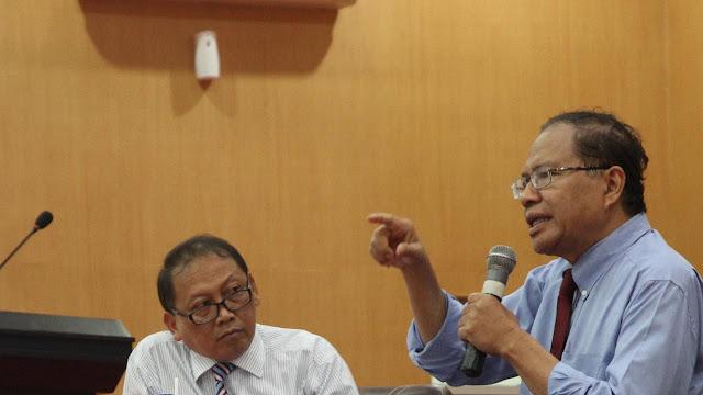 """Pendukung Jokowi Ini Kena """"Kepret"""" Rizal Ramli Gegara Salah Bicara soal Freeport"""