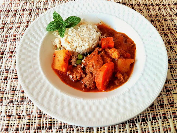 Carne Guisada De Guatemala