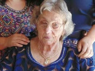 Nota de falecimento:Faleceu a pioneira Izabel Angélica Izzo Becalhi.