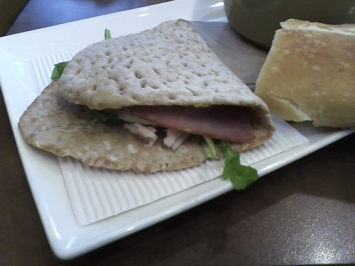 Richard Reviews Everything : Panera Bread Chicken Ham ...