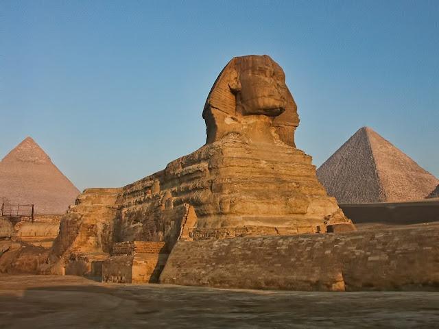 Sfinge Giza Piramidi