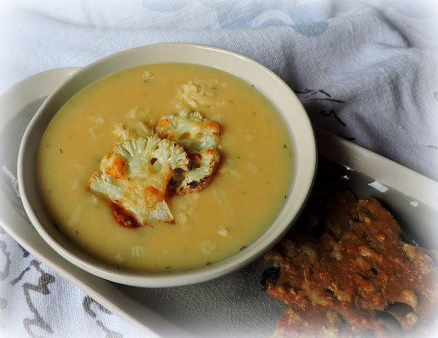 Farmhouse Cheddar Soup