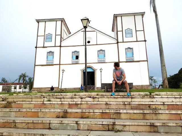 igreja matriz de pirinopolis