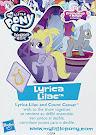 My Little Pony Wave 19 Lyrica Lilac Blind Bag Card