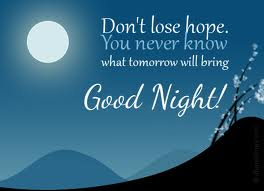 Good Night Sms Sms My Way