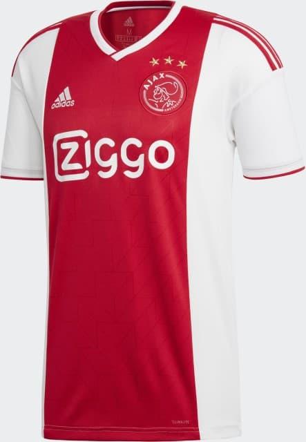アヤックス・アムステルダム 2018-19 ユニフォーム-ホーム