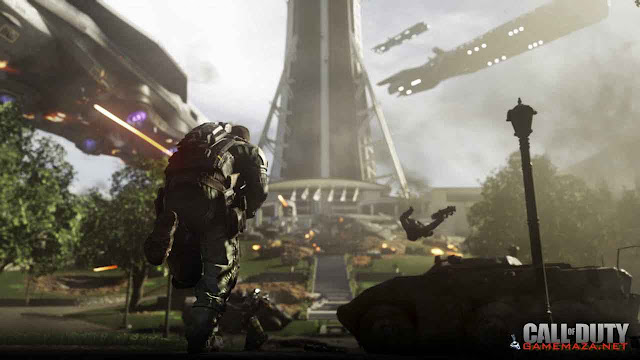 Call of Duty Infinite Warfare Gameplay Screenshot 8
