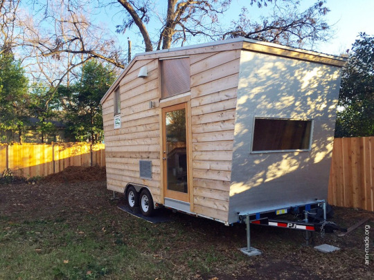 The Start Small Tiny House