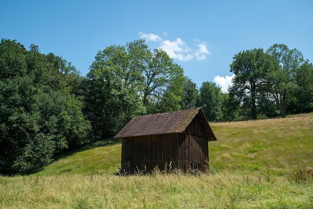 Historische Höhenweg von Bendern nach Schellenberg  Wandern Liechtenstein 13