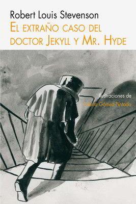 Portada libro el extrano caso del dr jekyll y mr hyde descargar pdf gratis