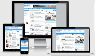 Download Template Blogger Preman Adsense (Free)