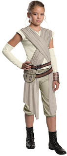 Star Wars The Force Awakens Rey Costume - Amazon.ca Halloween Store