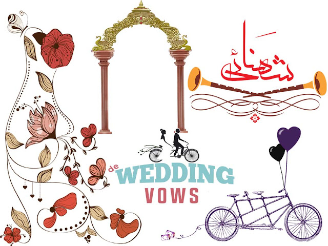 Wedding Cliparts PNG