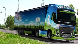 Spring pack for Volvo 2012 by EviL