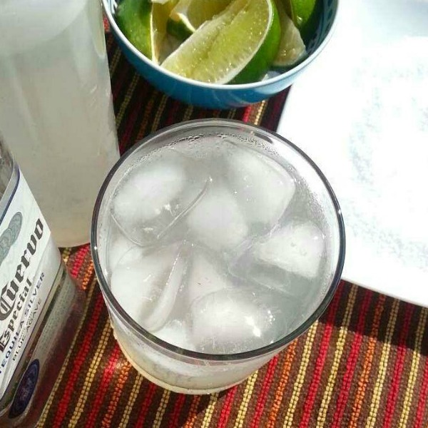 Home Sweet Homestead: Easy Old Fashioned Margarita