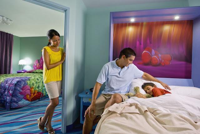 Hotéis da Disney e Universal em Orlando