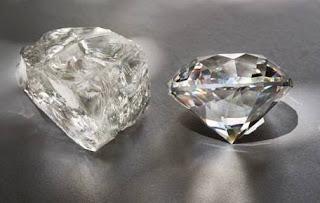Piedra mágica: el diamante