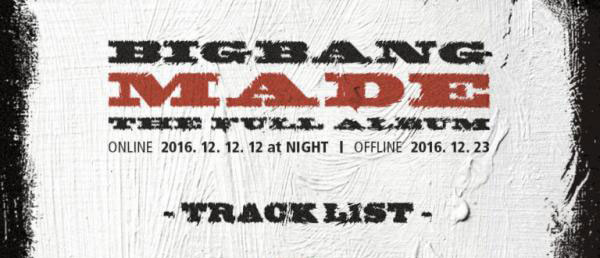 Big Bang Made Album (2016)