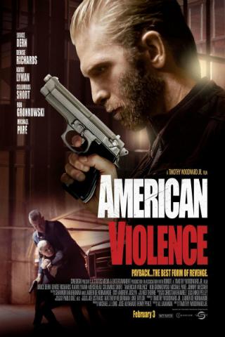 American Violence [2017] [DVDR] [NTSC] [Subtitulado]