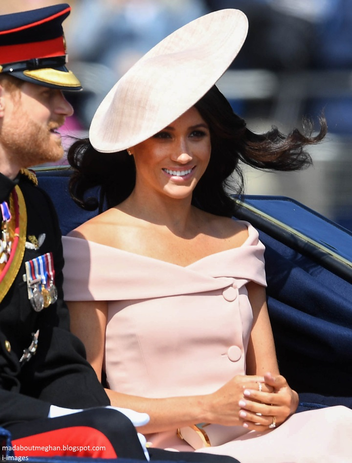ee247e8ad6d9d Mad About Meghan  The Duchess of Sussex Makes a Stylish Return for ...
