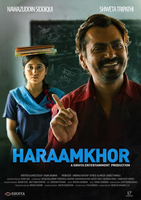 Haraamkhor 2017 Hindi pDVDRip 300mb
