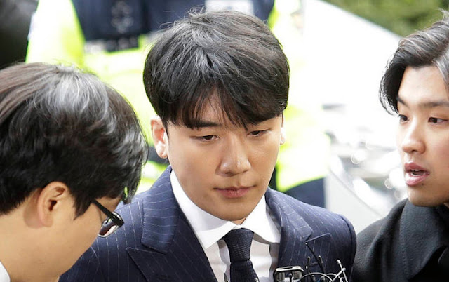Sbs Beber 3 Main Actors Of Group Chat Seungri And Friends -4051