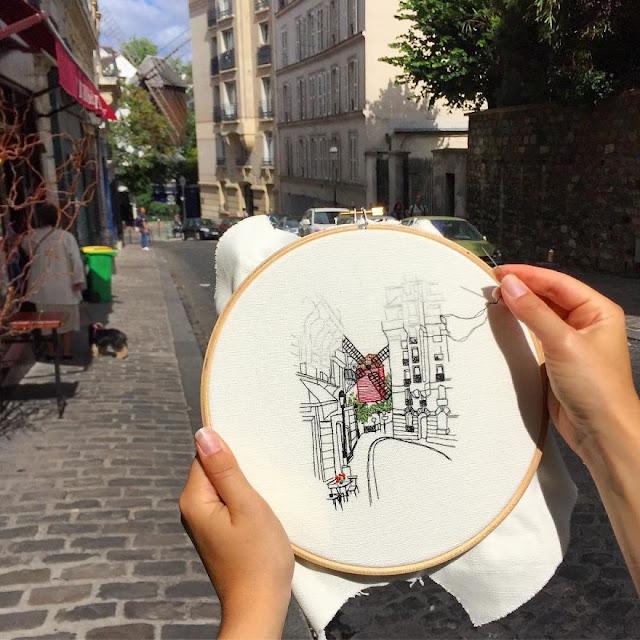 haftowane podróże