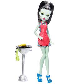 Monster High Frankie Stein Monster Family Doll