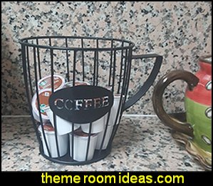 coffee cup keeper