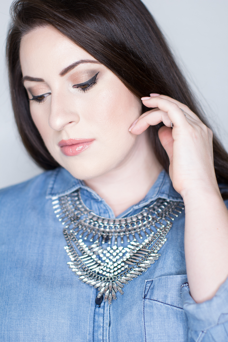 boho statement necklace happiness boutique