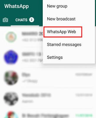 Cara Mengeluarkan Penyadap WhatsApp