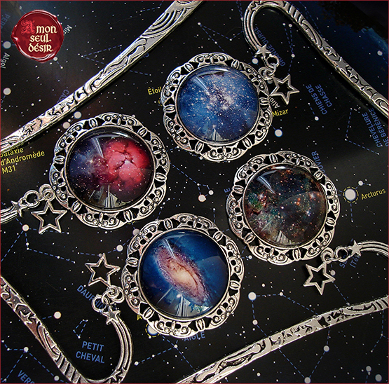 marque page galaxie interstellaire etoile cosmos cosmique livres nebuleuse voie lactee celeste constellation stars bookmark interstellar space cosmic galactic
