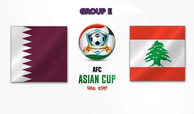 قطر ولبنان بث مباشر