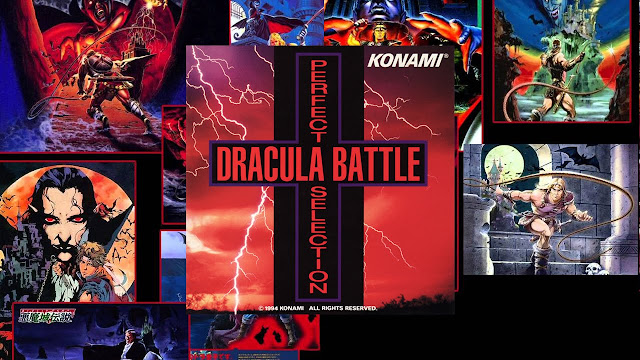 PERFECT SELECTION DRACULA BATTLE (BSO)