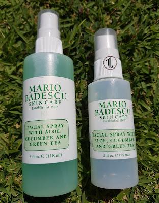 Mario Badescu Facial Spray with Aloe, Cucumber and Green Tea - www.modenmakeup.com