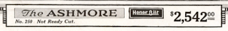price of Sears Ashmore 1918