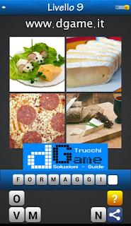 PACCHETTO 6 Soluzioni Trova la Parola - Foto Quiz con Immagini e Parole livello 9