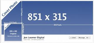 ukuran profil facebook yang tepat