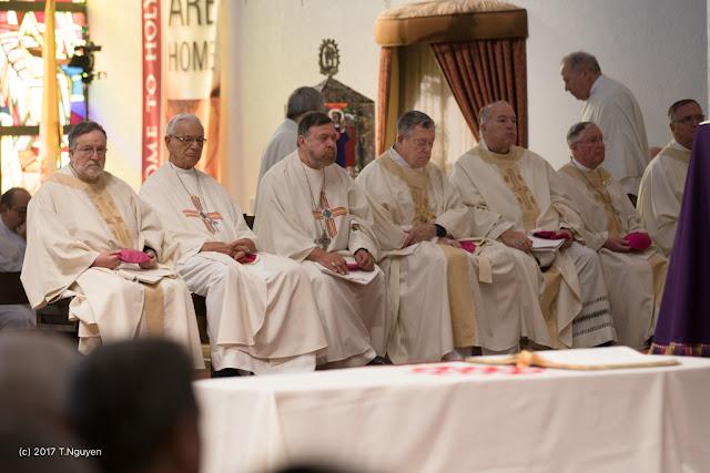 Hình ảnh thánh lễ an táng Đức Cha Dominicô Mai Thanh Lương - Ảnh minh hoạ 21