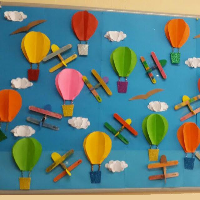 Actividades Para Educacion Infantil 10 Ideas Para Hacer Murales